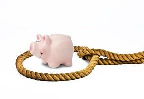 Vermögensverlust durch Negativ-Zins