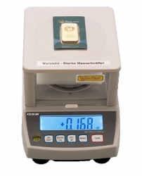 Exclure le tungstène avec la balance magnétique de AuroTest