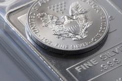 Acheter des pièces d'argent et des lingots d'argent