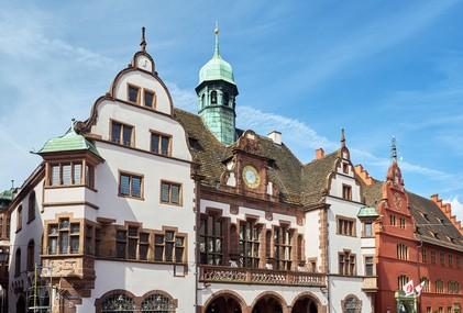 La vieille mairie de Freiburg