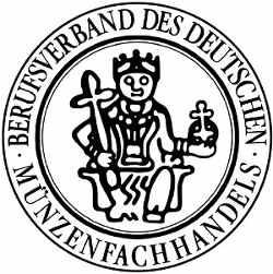 Logo: Berufsverband des Deutschen Münzfachhandels