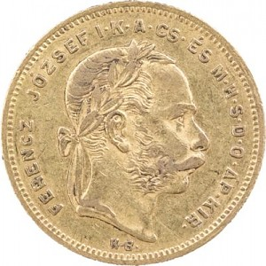 8 Forint 5,81g d'or fin