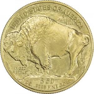 American Buffalo 1oz d'or fin - 2016