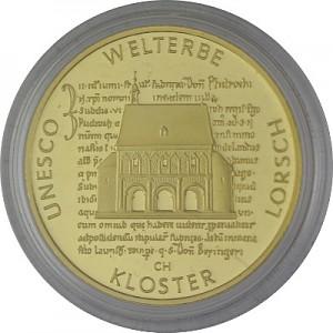 100 Euro allemand 1/2oz d'or fin - 2014 Lorsch