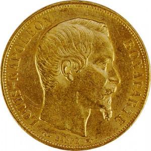20 Francs français Napoléon Bonaparte 5,81g d´Or
