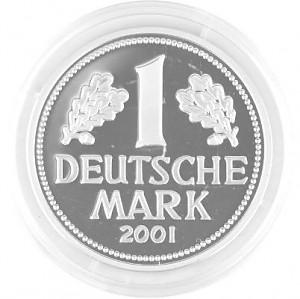 1 DM réplique 8,5g d'argent - 2011