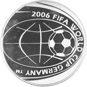 5 Euros Pièce Commémorative Italie 16,65g d'argent 2006