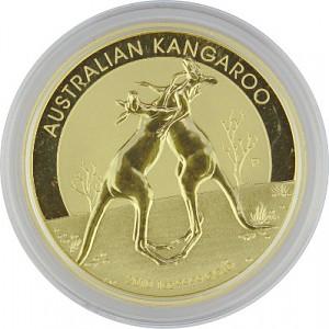 Australian Kangourou 1oz d'or fin - 2010
