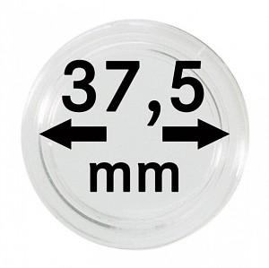 Capsules pour monnaies 37,5mm, 1 pièce