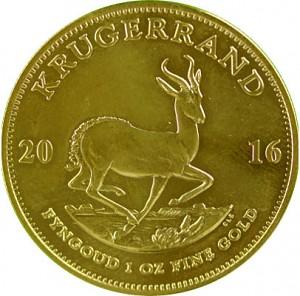 Krugerrand 1oz d'or fin