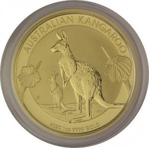 Australian Kangourou 1oz d'or fin - 2020