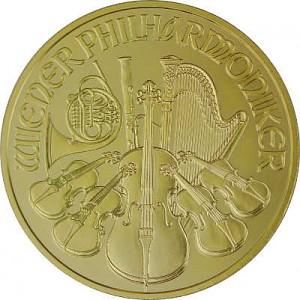 Philharmonique de Vienne 1oz d'or fin - 2020