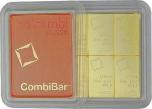 Lingot - CombiBar 1oz (10x 1/10oz) d'or fin