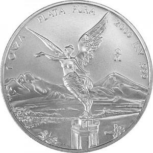 Libertad 1oz d'Argent - 2009