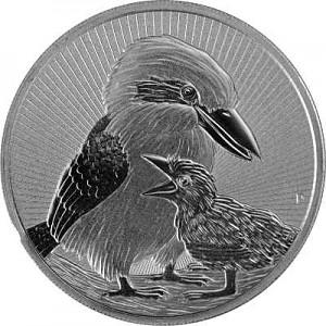 Australie Next Generation Piedfort Kookaburra 2oz d'argent - 2020