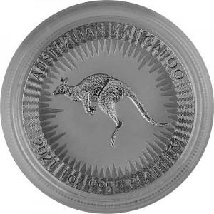 Känguru  1oz de platine - 2021