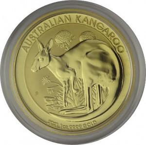 Australian Kangourou 1oz d'or fin - 2021