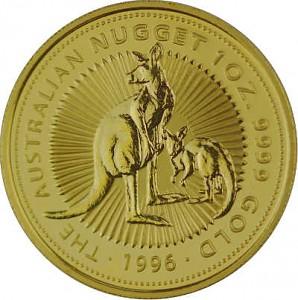 Australian Kangourou 1oz d'or fin - 1996