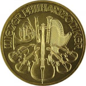 Philharmonique de Vienne 1oz d'or fin - 2021
