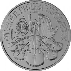 Philharmonique de Vienne 1oz d'Argent - 2021