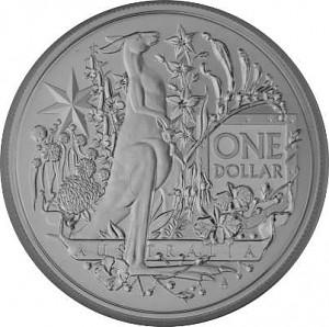 Australien Coat of Arms Royal Australien Mint 1oz d'Argent - 2021