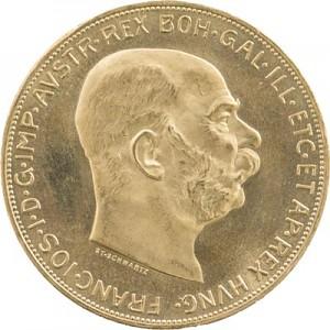 100 Couronnes autrichienne 30,48g d'or fin