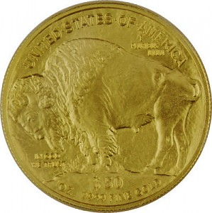 American Buffalo 1oz d'or fin - 2013