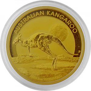 Australian Kangourou 1oz d'or fin - 2015