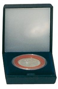 Ecrin pour monnaies avec capsule, petit modèle