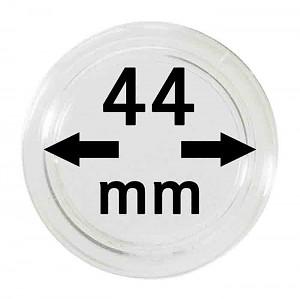Capsules pour monnaies 44mm, 1 pièce