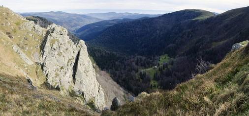 Les Vosges Col de la Schlucht